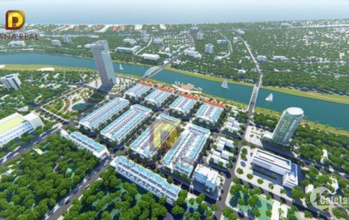 Coco Complex Riverside phía bắc Hội An, gần biển, view sông, giá chỉ 9 triệu/m2