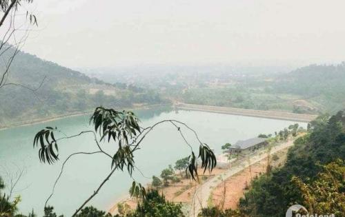 Chỉ với 1.35tr có ngay đất thổ cư nghỉ dưỡng ngay tại thủ đô Hà Nội, cạnh sân Golf, nghỉ dưỡng Đại Lải, view hồ tuyệt đẹp