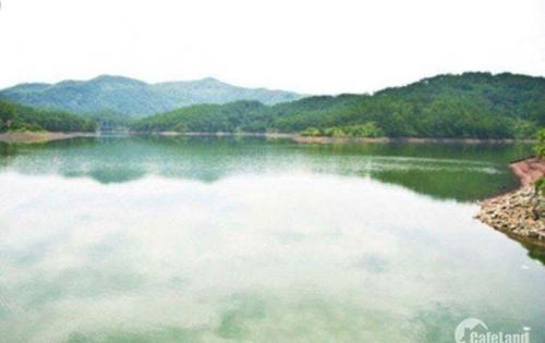 Chỉ với 1.35tr có ngay 8000m2 đất nghỉ dưỡng sinh thái trung tâm thành phố Hà Nội