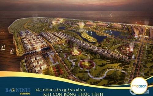 Mở bán khu villas Bảo Ninh Sunrise - Dòng BDS du lịch biển 5*, từ 20tr/m2, chiết khấu cao lên đến 8%