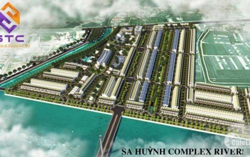 Đặt chỗ ngay đất nền Sa Huỳnh Complex Riverside