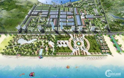 5 lô ngoại giao duy nhất tại dự án Sa Huỳnh Complex Seaside