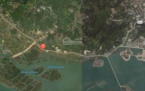 Bán đất mặt đường Quốc Lộ 18A, mặt tiền 140m