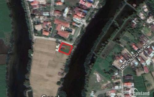 Bán đất Vàng View Hồ - Phường Cẩm Châu Thành Phố Hội An