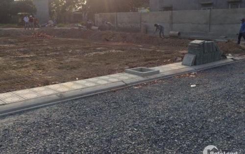 Bán đất nền dự án KDC Bình Chánh, SHR, thổ cư 100%