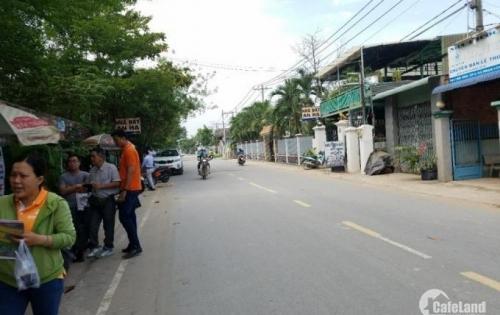 Bán Đất Thổ Cư 100% SHR Bình Chánh, Hồ Chí Minh diện tích 100m2
