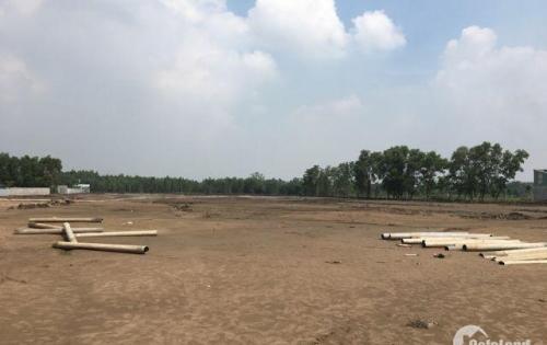 Bán Đất Bình Chánh 100% Thổ Cư Dự Án An Hạ Giai Đoạn Đầu - SHR