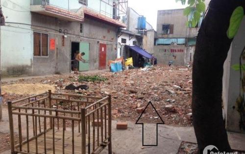 đất tại đường Đoàn Nguyễn Tuấn,xã Tân Qúy Tây,Bình Chánh,TP HCM