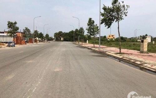 Đất nền khu dân cư An Hạ, xã Phạm Văn Hai, Bình Chánh, TP.HCM
