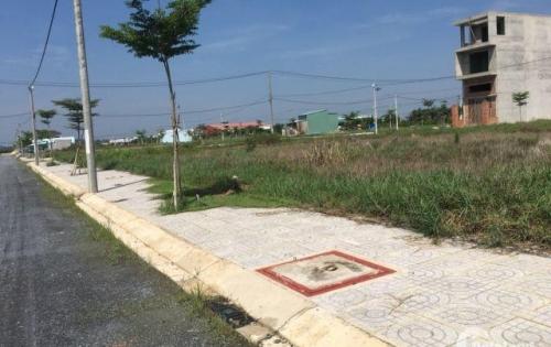 Bán đất Lô gốc 140m2 giá rẻ 2 mặt tiền thị trấn Củ Chi