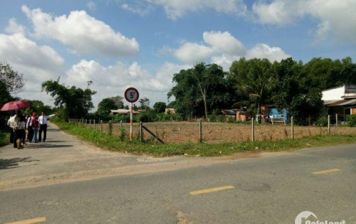 Bán gấp đất gần Thị Trấn Củ Chi, 5*25, Đường Nguyễn Văn Khạ, SHR
