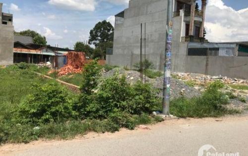 Chính chủ, cần bán gấp lô đất 793m2 đường Nguyễn Thị Rành, Trung Lập Hạ, Củ Chi, SHR, 1 tỷ 85