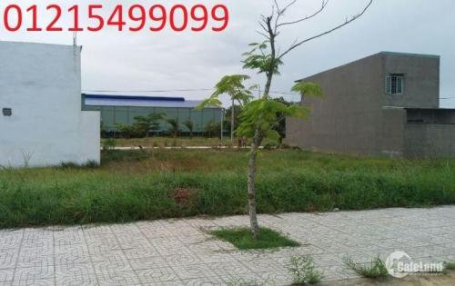 Bán đất mặt tiền Củ Chi khu vực Tân Phú Trung 6x15m giá mềm