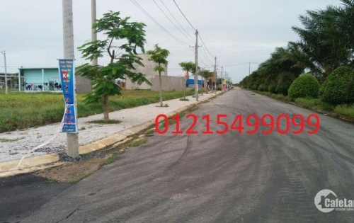 Bán đất mặt tiền KDC Tân Phú Trung 6x15m giá chính chủ