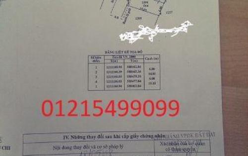 Đất mặt tiền Củ Chi diện tích 6x15m giá rẻ