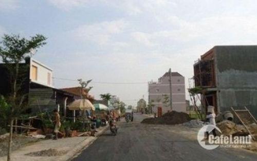 Bán nhanh lô đất gần chợ Hóc Môn, DT 90m2 = 1,2 tỷ/nền, đường 10m, SHR