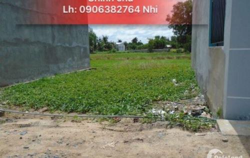Bán đất chính chủ đường Lê Lợi-Hóc Môn, SHR, giá chỉ 500 triệu, xdtd