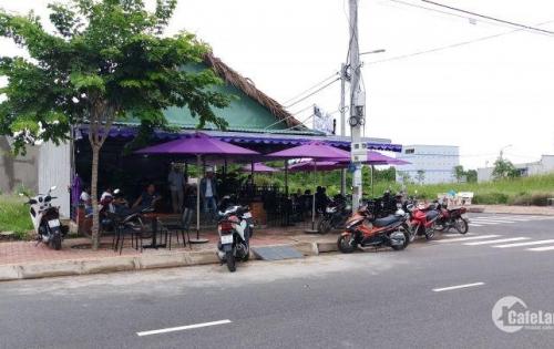 Mới mua nhà, nhượng lại lô đất sổ đỏ KCN Long Hậu thổ cư, làm vốn mở café