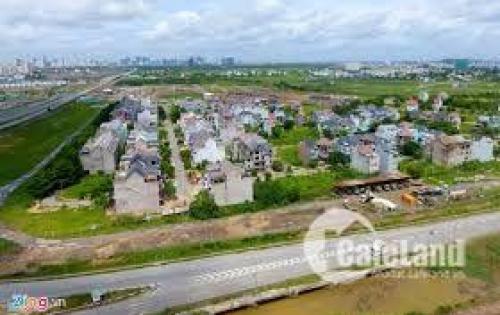 Đất nền khu dân cư Sài Gòn Mới giá chỉ 2 tỷ/nền