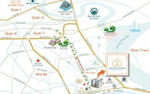 Bán đất KDC Sài Gòn Mới, Nhà Bè, 50m2, đường 6m, hướng ĐN, sổ riêng, giá 2.115 tỷ