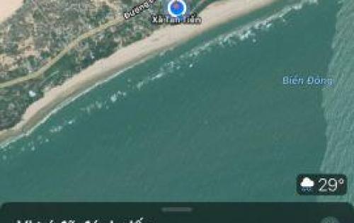 Cần bán đất Mặt tiền biển khu Du Lịch Lagi, 3500m2