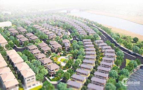Mở Bán Đất Nền 45 Căn ShopHouse Đầu Tiên Tại : Dự án Làng Việt Kiều Hải Phòng – hòn ngọc xanh trên bờ Sông Lạch Tray