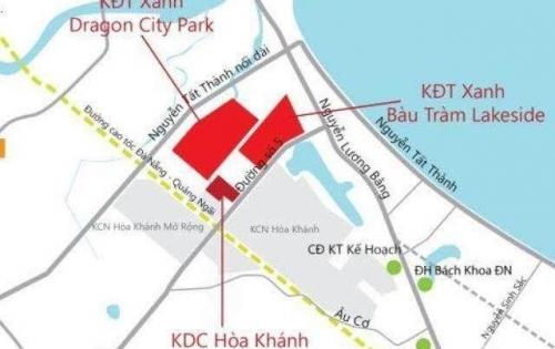 Bán đất khu đô thị Dragon Smart City Liên Chiểu, khu đô thị đáng sống tại Đà Nẵng