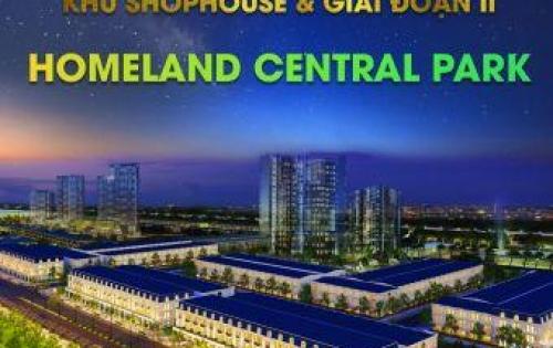 Thị trường đất nền ở Đà Nẵng đang sôi sục với dự án Homeland Central Park
