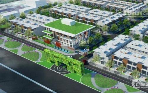 Mở bán dự án khu đô thị mới 4 mặt dân cư hiện hữu, thổ cư 100%, giá 11,9tr/nền