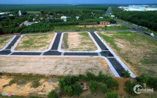 đất nền sân bay Long Thành, đối diện D2D, liền kề UBND xã Lộc An, Xây dựng ngay