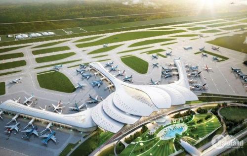 đất nền đầu tư đón đầu sân bay long thành.lợi nhuận cao.sổ riêng.thổ cư 100%.lh 01222.993.221