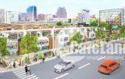Bán đất dự án Eco Town vị trí huyết mạch trung TT TT Long Thành, giá 11,9tr/m2