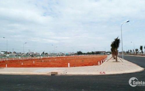 Đất KCN Amata Long Thành, mặt tiền đường Lê Duẩn giá chỉ từ 550tr/nền