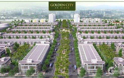 Bán đất nền thuộc dự án Golden City An Giang