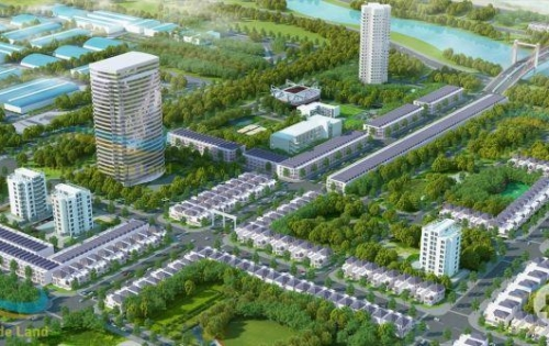 Bán đất dự án khu đô thị hòa quý city, hạ tầng hoàn tiên, đối diện làng đại học. thông ra bãi tắm xuân thủy và trục đường võ chí công.