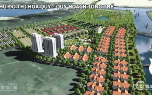 Cần bán nhanh lô góc đất đường Đường Bình Kỳ, Đà Nẵng