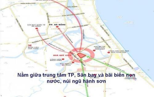 Đất đường 7m5, Minh Mạng Hòa Quý, trục đường biển.