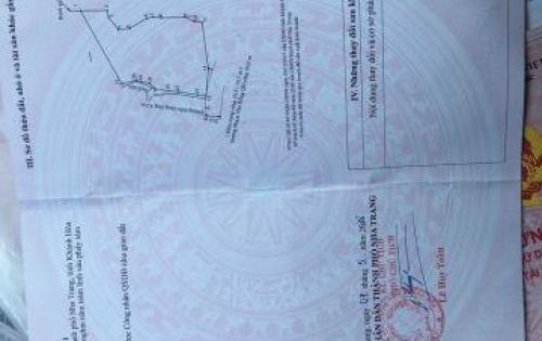 Lô đầu tư du lịch mặt tiền đường Phạm Văn Đồng