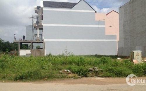 Chính chủ bán lô đất trên đường Phan Văn Đáng, Nhơn Trạch có sổ hồng
