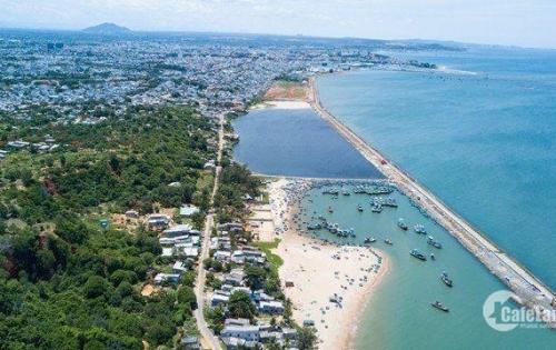 Đất nền mặt tiền biển Phan thiết, dự án Vietpearl City sổ riêng từng nền, hạ tầng hoàn thiện, chỉ 1ty2/nền
