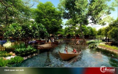 Bán Shophouse Royal Streamy Villas Phú Quốc! Thiết kế chuẩn Singapore, giá chỉ 16tr/m2.