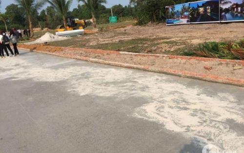 Không có nhu cầu xây nhà cần bán lô đất 97m2, đường Cây Thông Ngoài . Giá 19tr/m2.