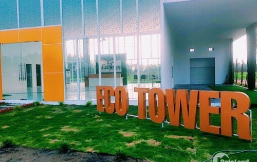 Chính thức nhận giữ chỗ các block 4 5 6 7 8 của siêu dự án EcoTown