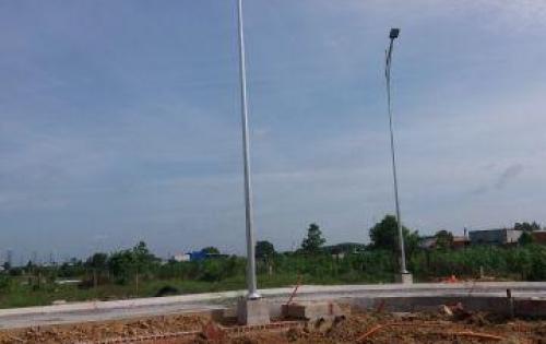 bán rẻ lô đất thổ cư sổ hồng riêng , hỗ trợ xây dựng tự do ngay mặt tiền đường ql22