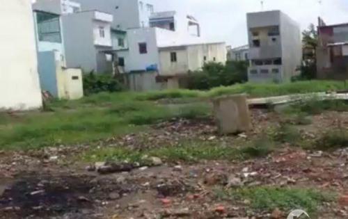 Cần ra đi lô đất giá mềm đường Hàn Hải Nguyên, quận 11 SHR