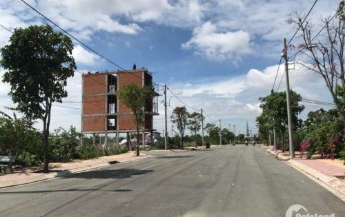 Hot, Đất nền giá rẻ nhất khu vực An Phú Đông, Q12, SHR, hạ tầng hoàn thiện, XDTD, Lh 0937283933
