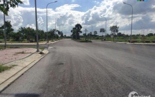 đất dự án mặt tiền đường lớn gần chợ bình Chánh,TP HCM