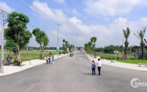 Triển khai bán đất nền nằm ngay trung tâm huyện Long Thành giá rẽ chỉ 12,8tr/m2