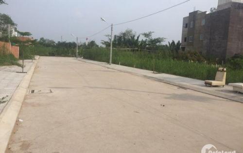 Bán đất nền công ích quận 4, giá đầu tư tốt 62 tr/m2 - văn phòng LongLand 2
