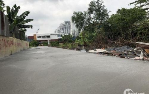 Bán đất mặt tiền Nguyễn Văn Quỳ 125m2 giá 4, 8 tỷ